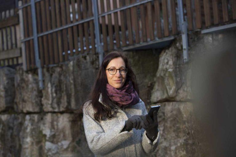 <p>Valérie Dubosson (Marin-Epagnier)</p>