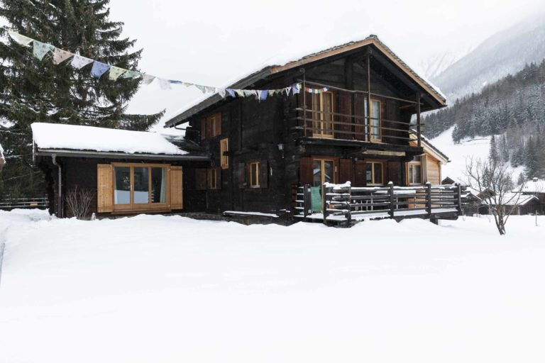 <p>Chalet in Orsières (VS)</p>
